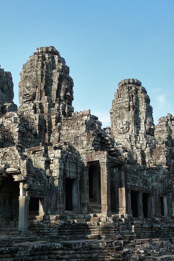 Фоторепортаж: Удивительный и мистический Ангкор Ват, Камбоджа